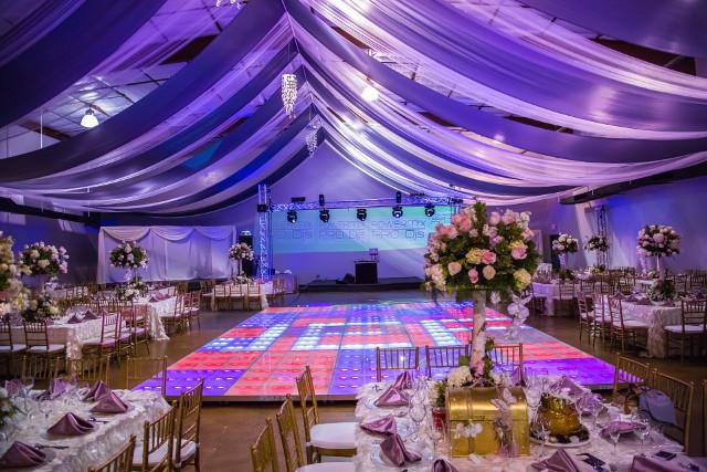 Lighted Dance Floor Rental Illuminations Party